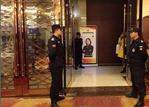 重庆某酒店临时勤务人力外包